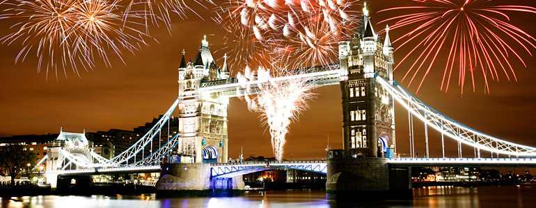 London, Guy Fawkes Night